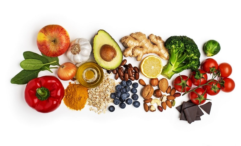 Food for hearing health